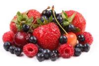frutas vermelhas biosfera