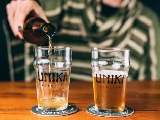 bebendo unika cervejaria